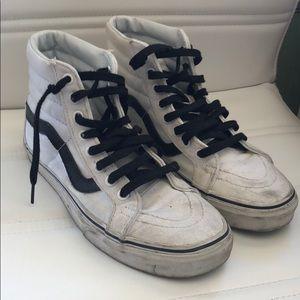 Van sneakers - high tops